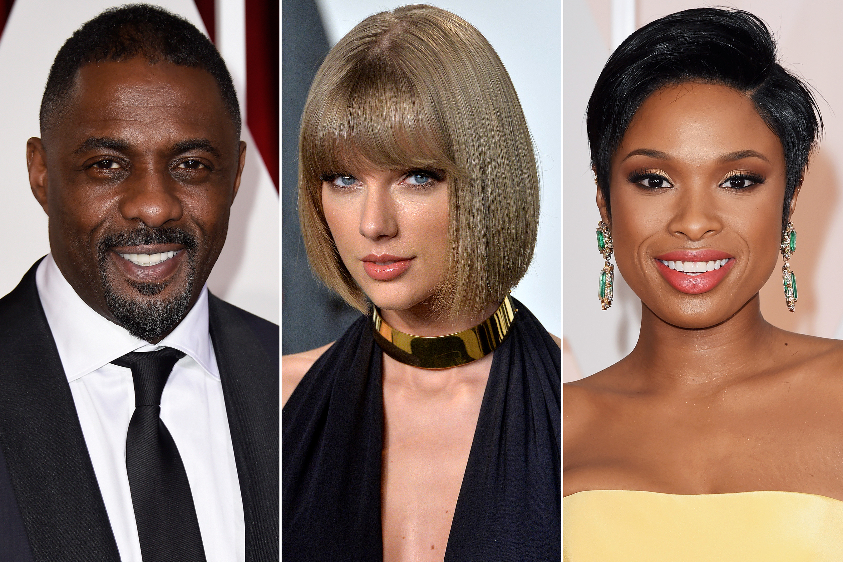 Idris Elba Joins Jennifer Hudson, Taylor Swift in 'Cats' Movie Adaptation
