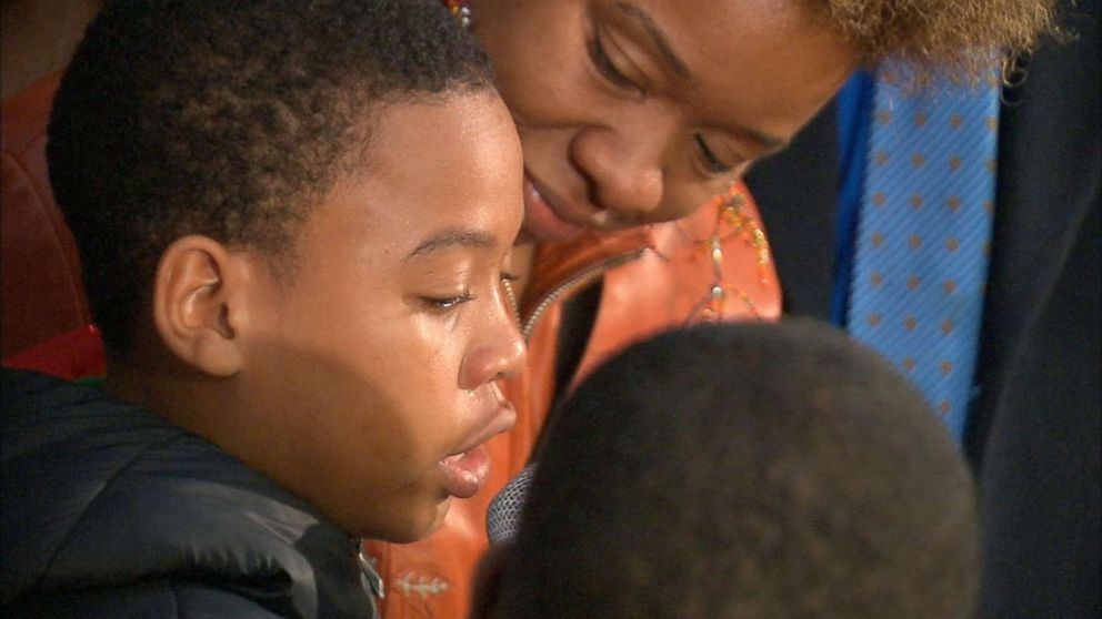 Brooklyn Boy Accused of Groping White Woman Speaks Out