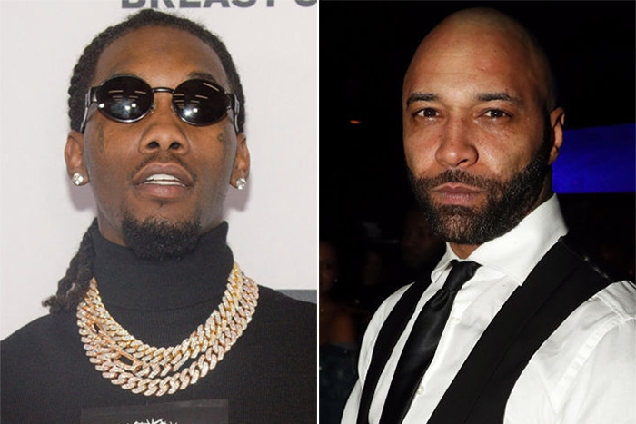 Joe Budden Clears Up Rumors About Running From Offset