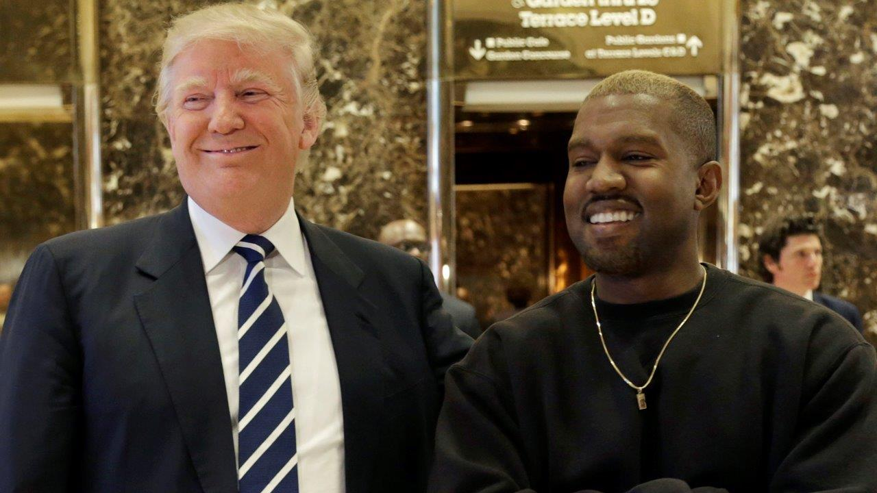 Kanye West and Donald Trump are Set to Meet for Lunch on Thursday