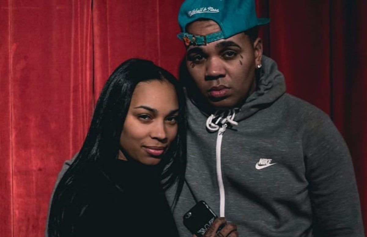 Kevin Gates and Wife