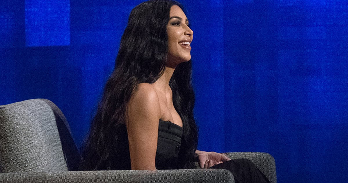 Kim Kardashian Explains why she Lets Kanye West Do What he Wants