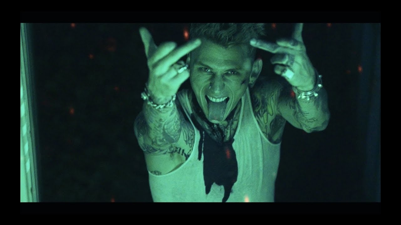 Machine Gun Kelly Drops New Visual for 'GTS'