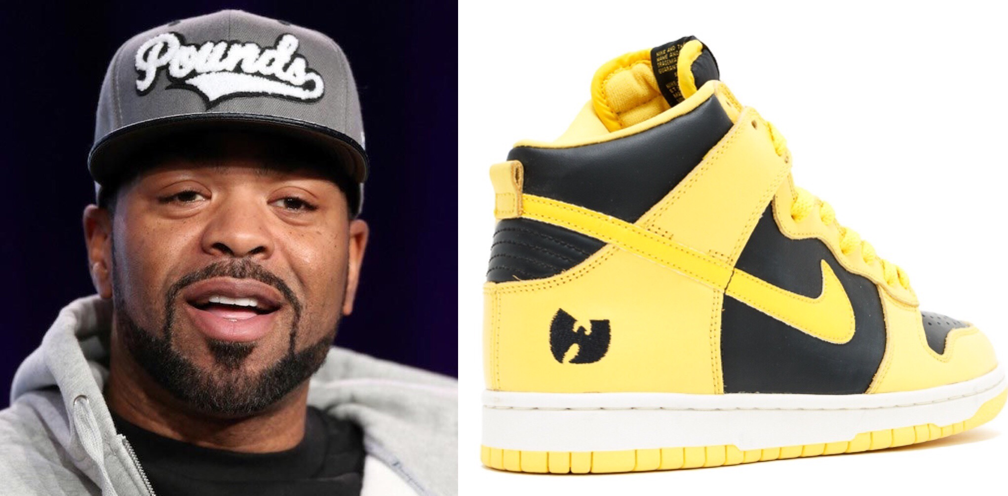 finest selection d0e39 0db72 Method Man Calls for Nike to Put Wu-Tang Dunks Back on the ...