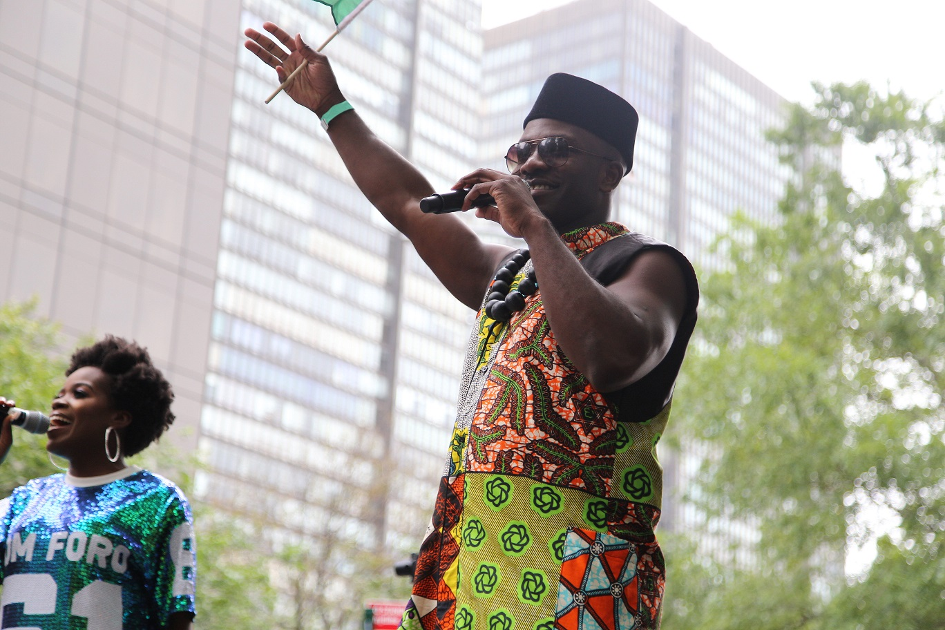 Nigerian Independence Celebration Uses Rap Element to Embrace Culture