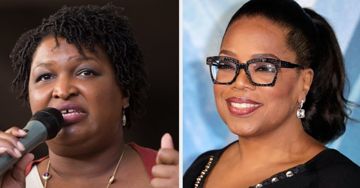 Oprah is Heading to Georgia to Campaign for Stacey Abrams