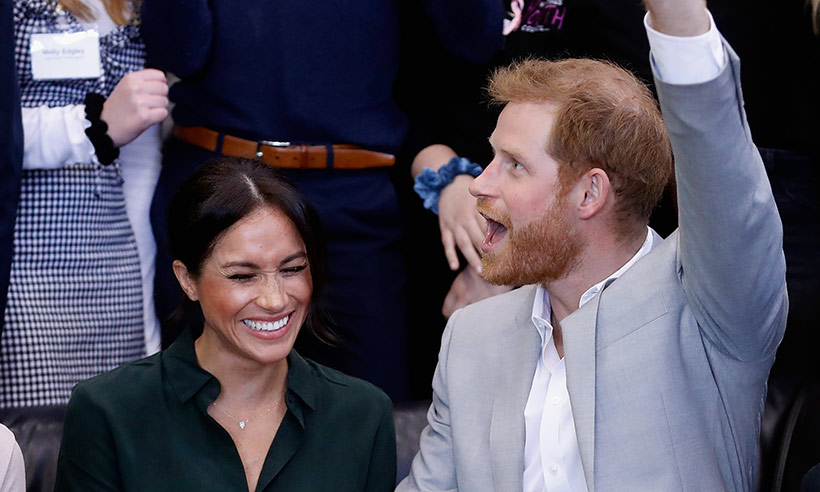 Prince Harry Hopes his Baby With Meghan Markle is a Girl