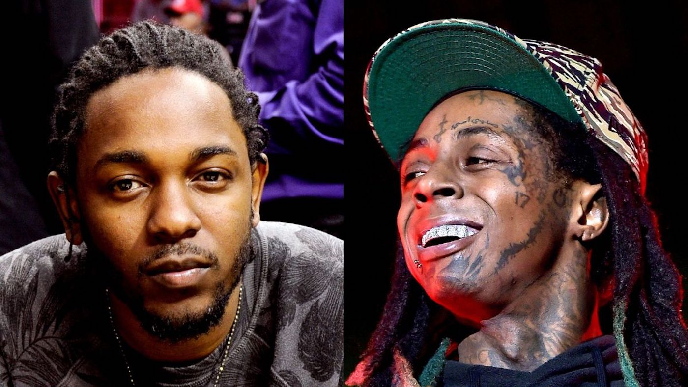 Producer Considered Leaking Lil Wayne and Kendrick Lamar Collaboration, 'Mona Lisa'