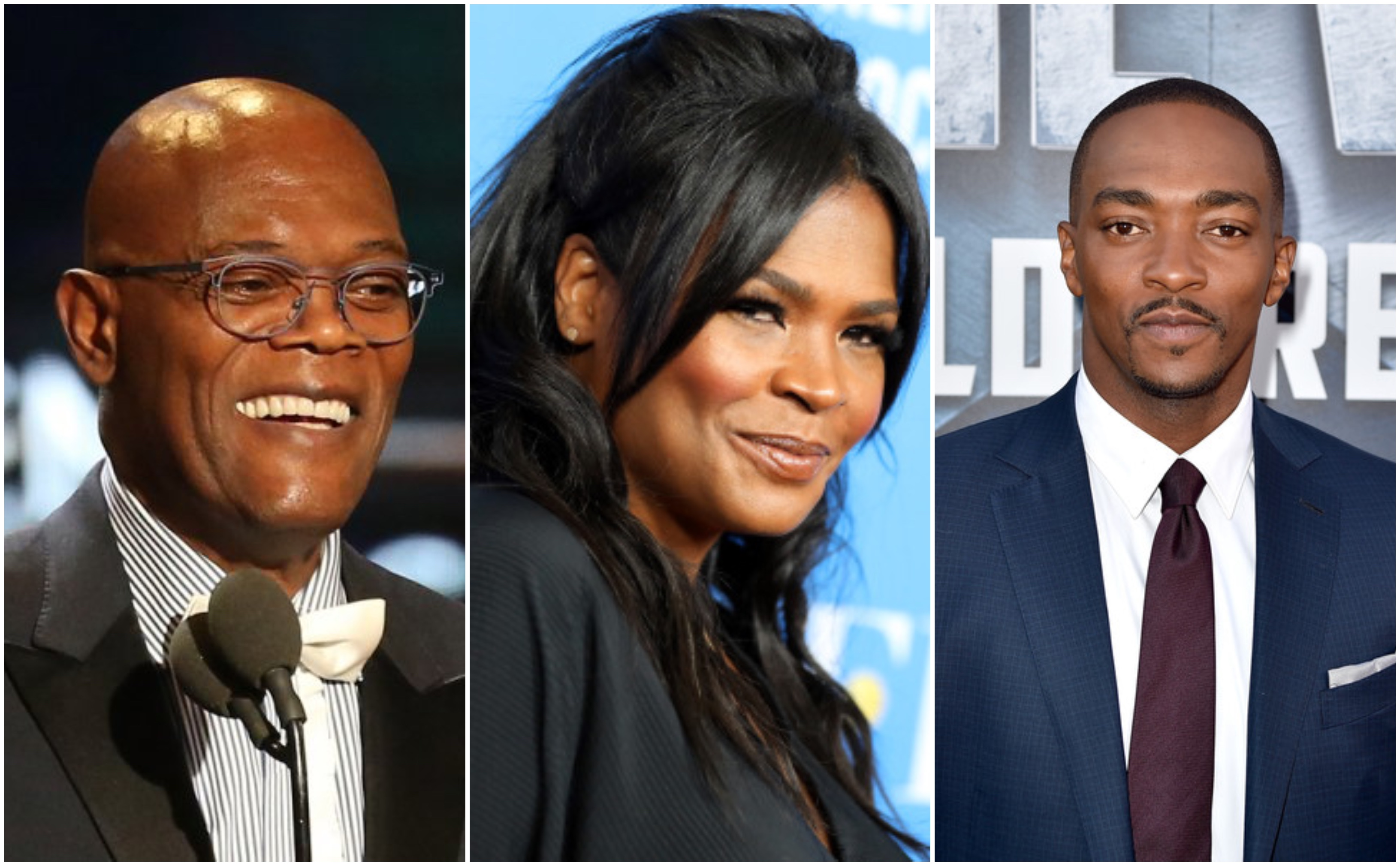 Samuel L. Jackson, Nia Long, Anthony Mackie to Star in 'The Banker'