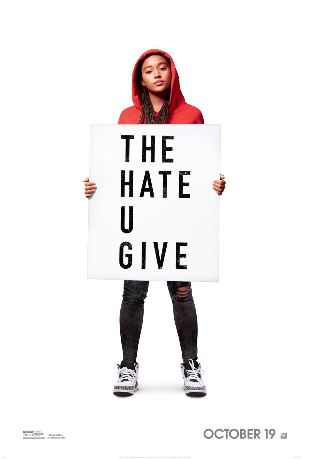 'The Hate U Give' Star-Studded Soundtrack to Feature 2Pac, Kendrick Lamar and Others