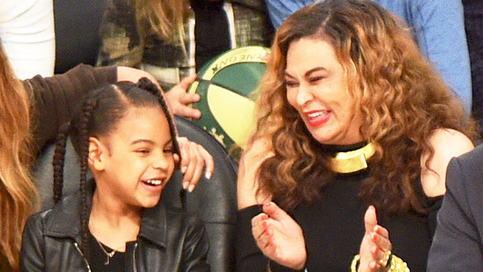 Tina Lawson Admits Blue Ivy Inspired her Marriage to Richard Lawson
