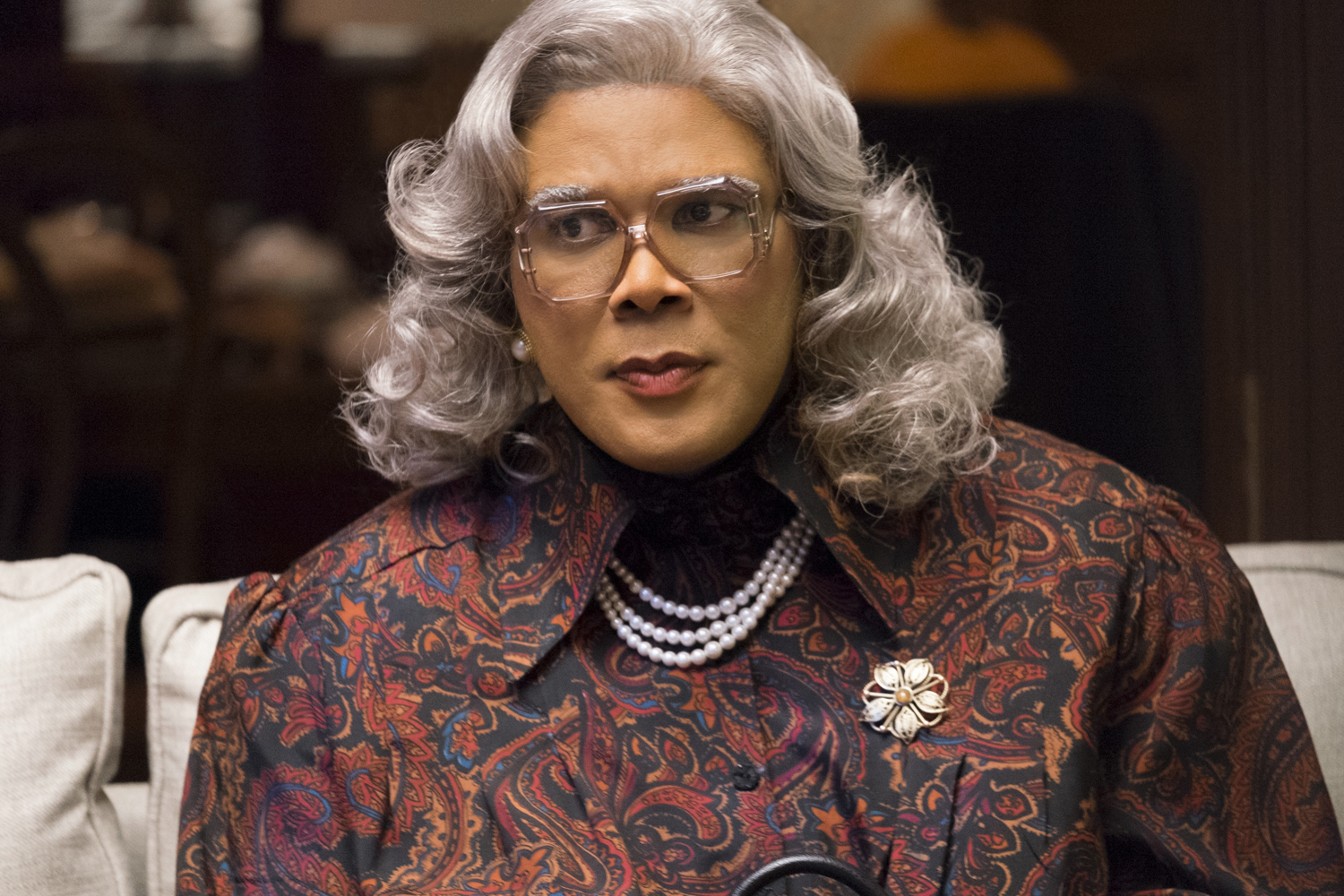 Tyler Perry Set to Bring Madea Prequel to Showtime