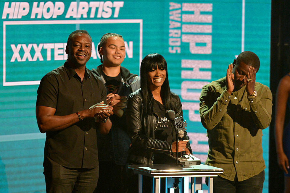XXXTentacion was Posthomously Awarded Best New Artist at 2018 BET Hip Hop Awards