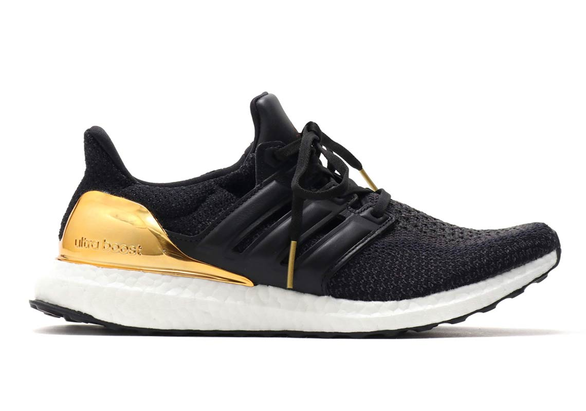 """641df3fc83d The adidas Ultra Boost """"Gold Medal"""" hits atmos starting tomorrow (October  19)"""