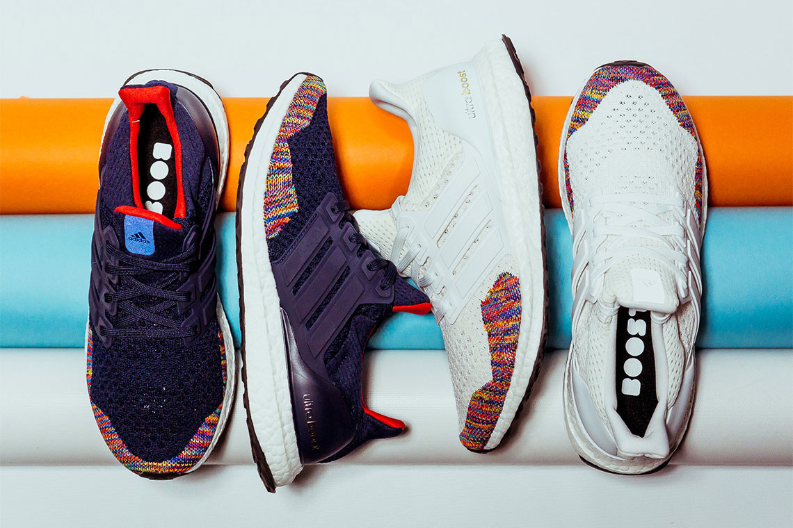 adidas ultraboost   multi color pack