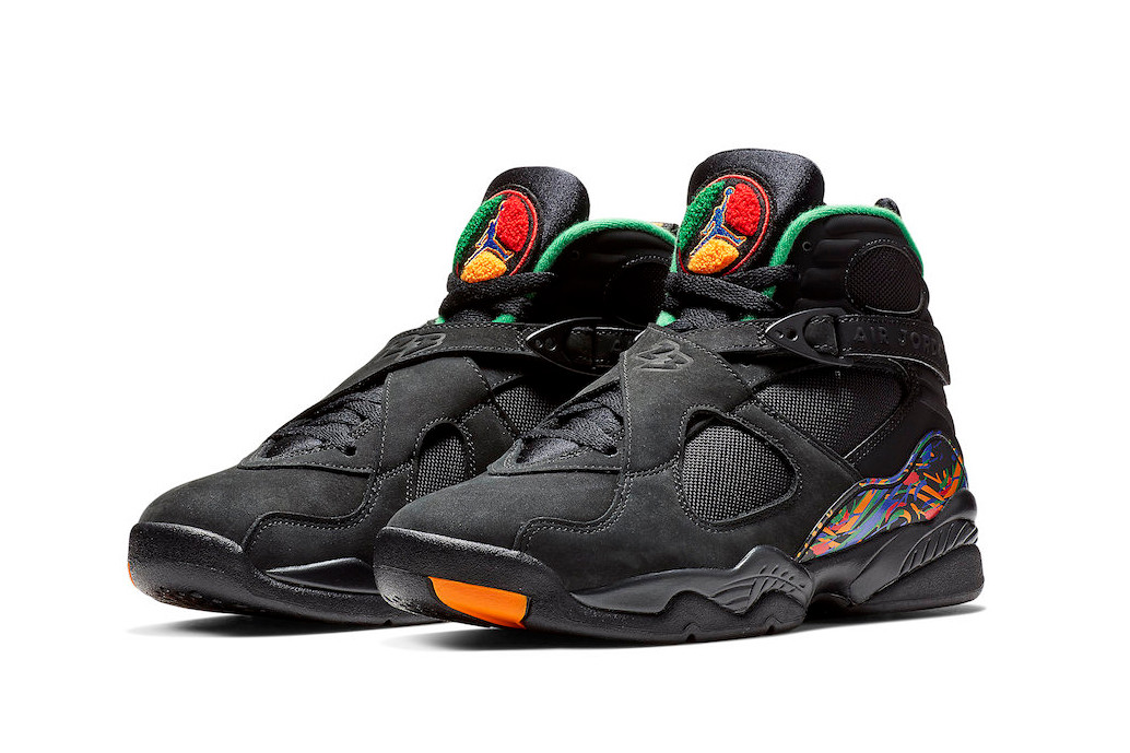 "221e562e89f The Air Jordan 8 Tinker ""Air Raid"" Is a Definite Must-Cop For Christmas 2018"