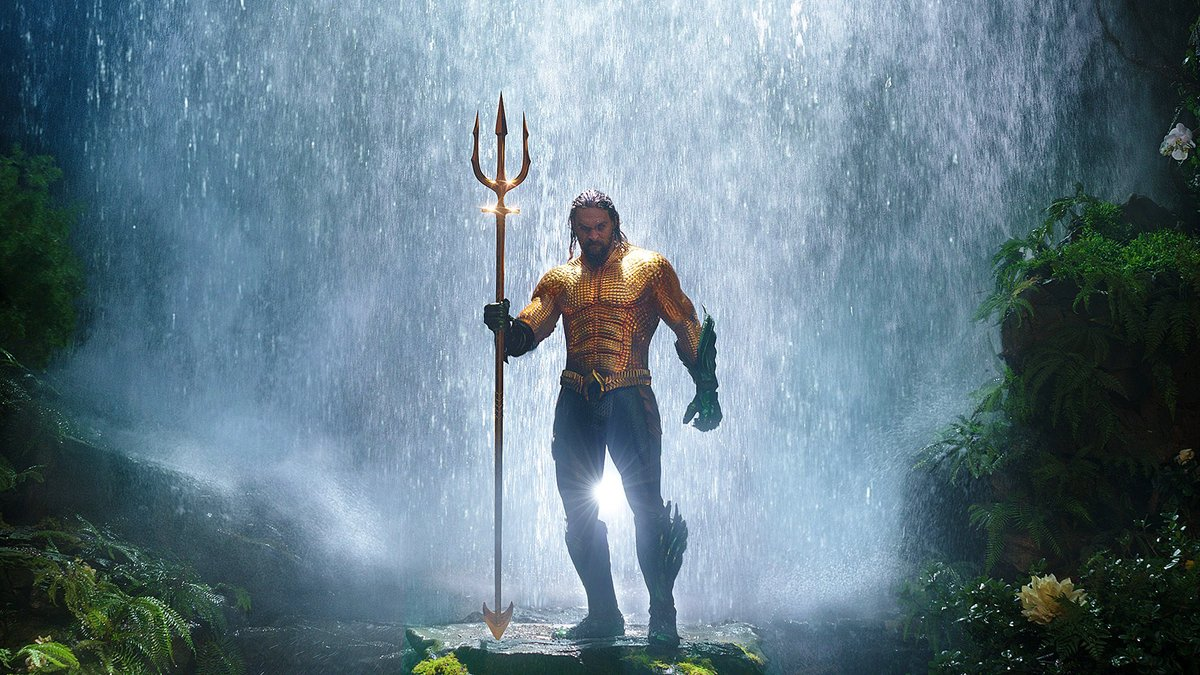 DC Gives Extended Preview of 'Aquaman' in New Trailer