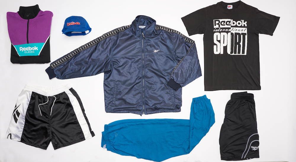 best service cea86 6665e As a component to his curated collection of vintage Reebok gear (seen  above), Jay Versace took a special trip to Shaquille O Neal s Florida home  to go ...