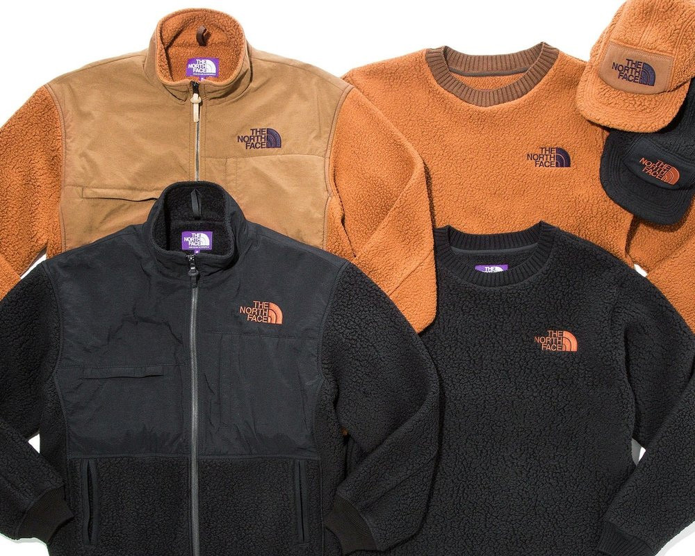 4e0d033a65de The North Face Purple Label Provides All the Cozy Boy Swag Needed This  Winter Alongside BEAUTY   YOUTH
