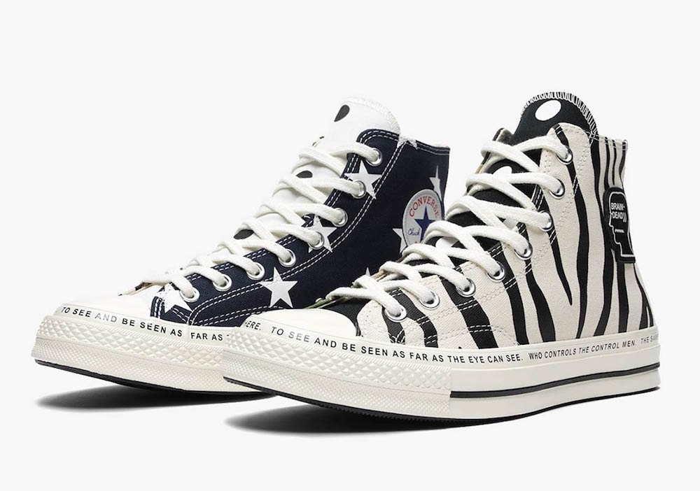 Would You Rock This Wild AF Brain Dead x Converse Chuck  70 Collab  ce40a65b3