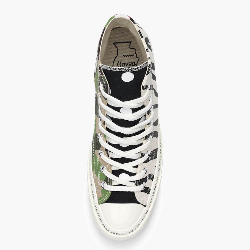 647db52f612b Would You Rock This Wild AF Brain Dead x Converse Chuck  70 Collab
