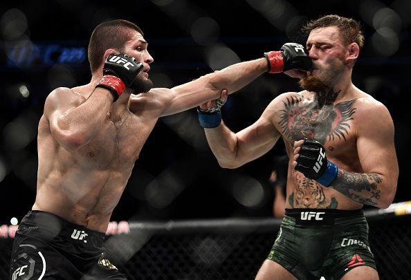 Khabib Nurmagomedov Beats Conor McGregor Then Becomes New Villain of UFC