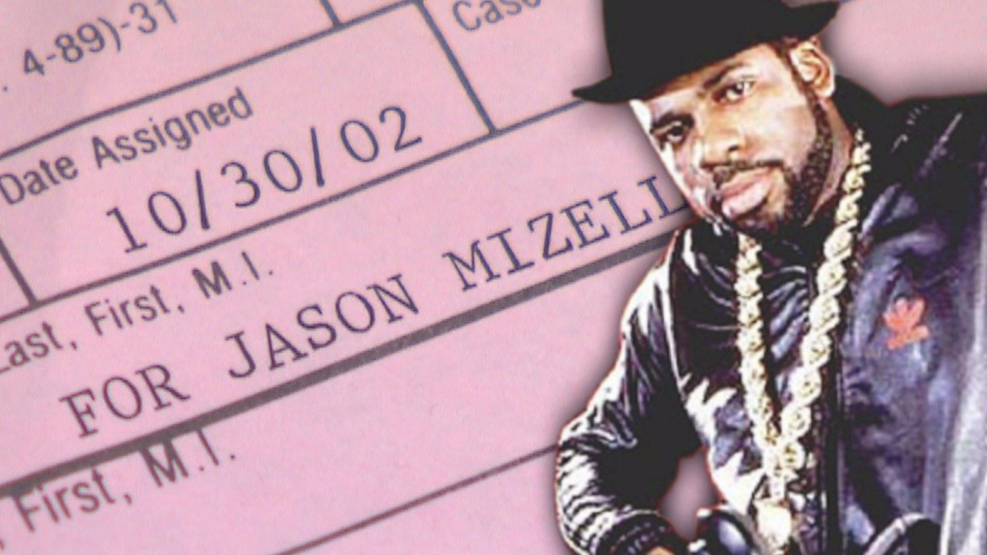 jam master jay police sheet