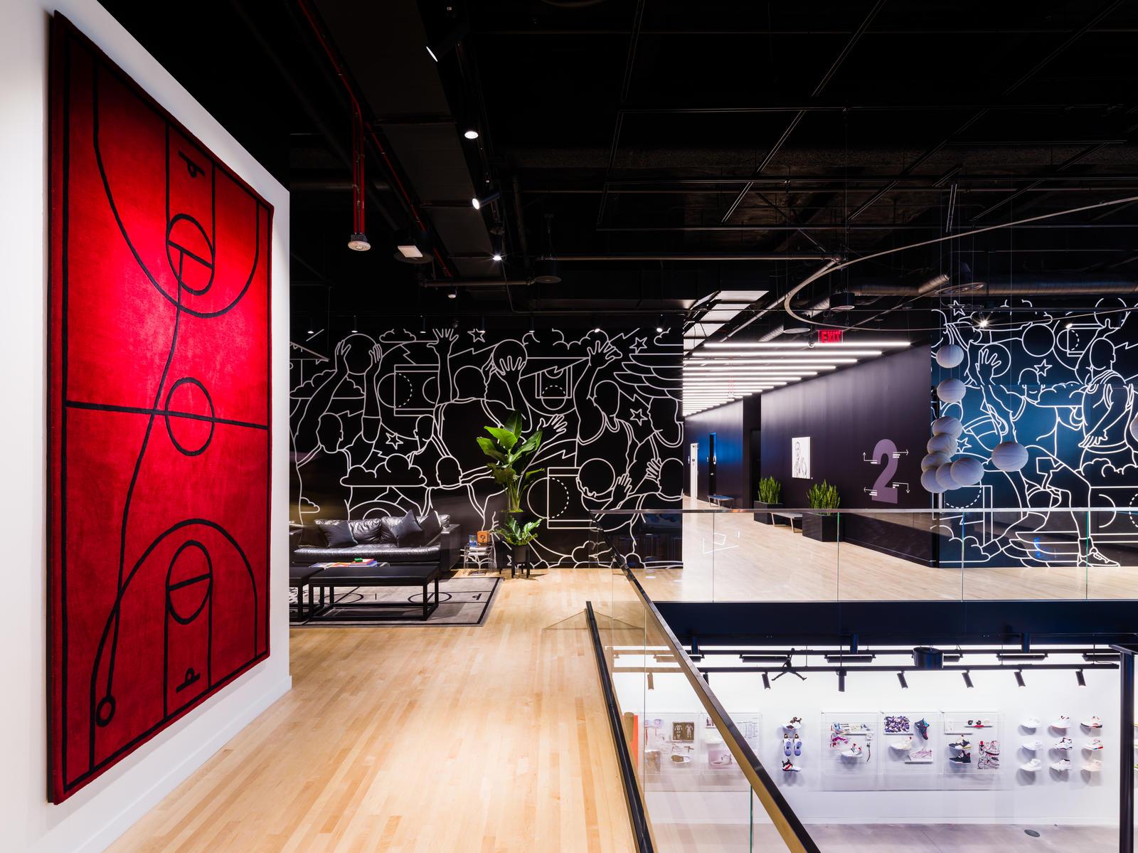 471a886d0790 Take a Look at the New Jordan Brand Jumpman LA Retail Store in ...
