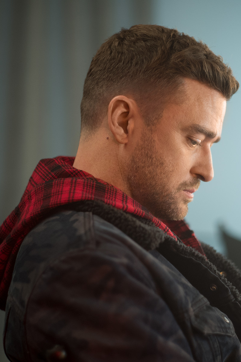 "Justin Timberlake x Levi's ""Fresh Leaves"" Collection 