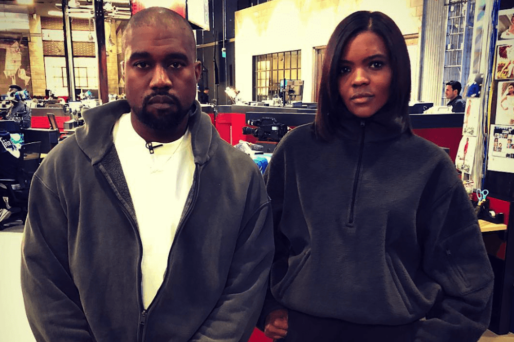 deed73ac4 Candace Owens Sends Out an Apology to Kanye West After He Denounces  Blexit   Movement