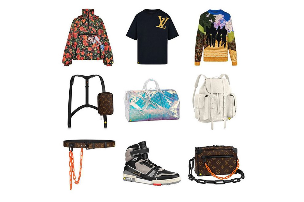 15d5fe93ee69 Get a Preview of the Debut Louis Vuitton Collection by Virgil Abloh ...