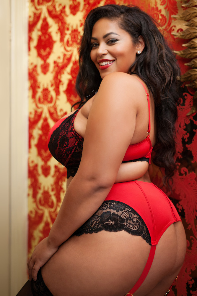 27fbaf590 The new Lovehoney plus size Rendezvous and Belle Amour range goes up to a  size 24