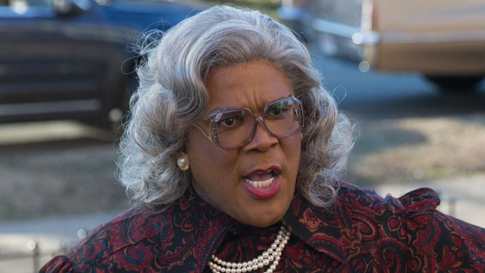 Tyler Perry Plans to Kill Off 'Madea&#039 Character in 2019