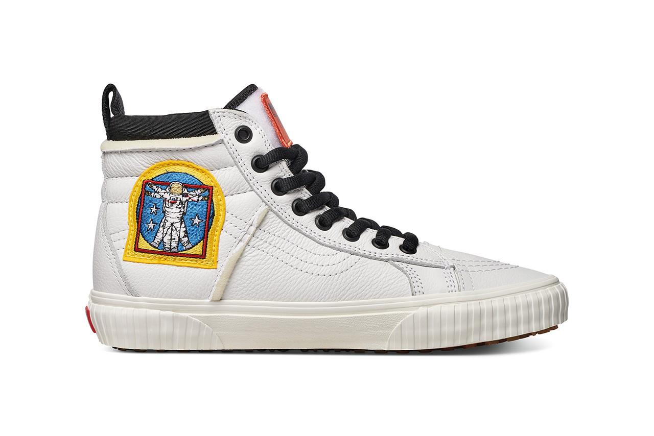 vans nasa shoes