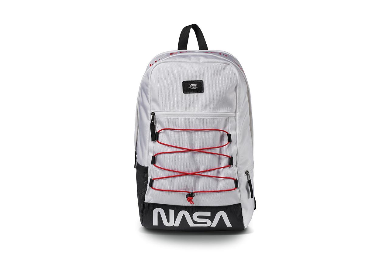 Take a Look at the Full NASA x Vans