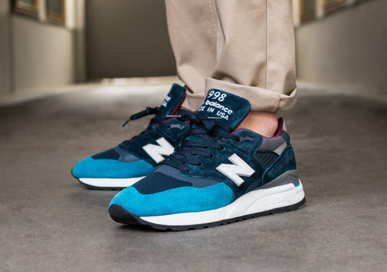 sports shoes d045a c94d0 New Balance 998 Made In USA