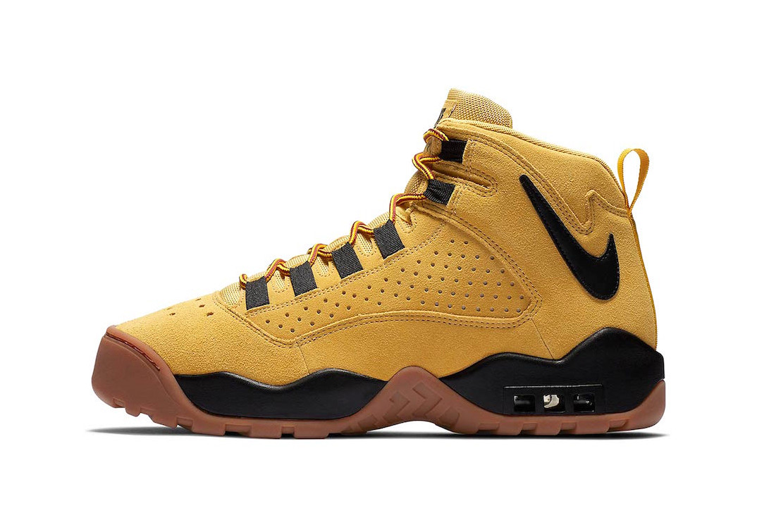"quality design 52801 34095 The Nike Air Darwin ""Wheat"" Perfectly Completes Any Bruce Lee  Game Of  Death  Costume"