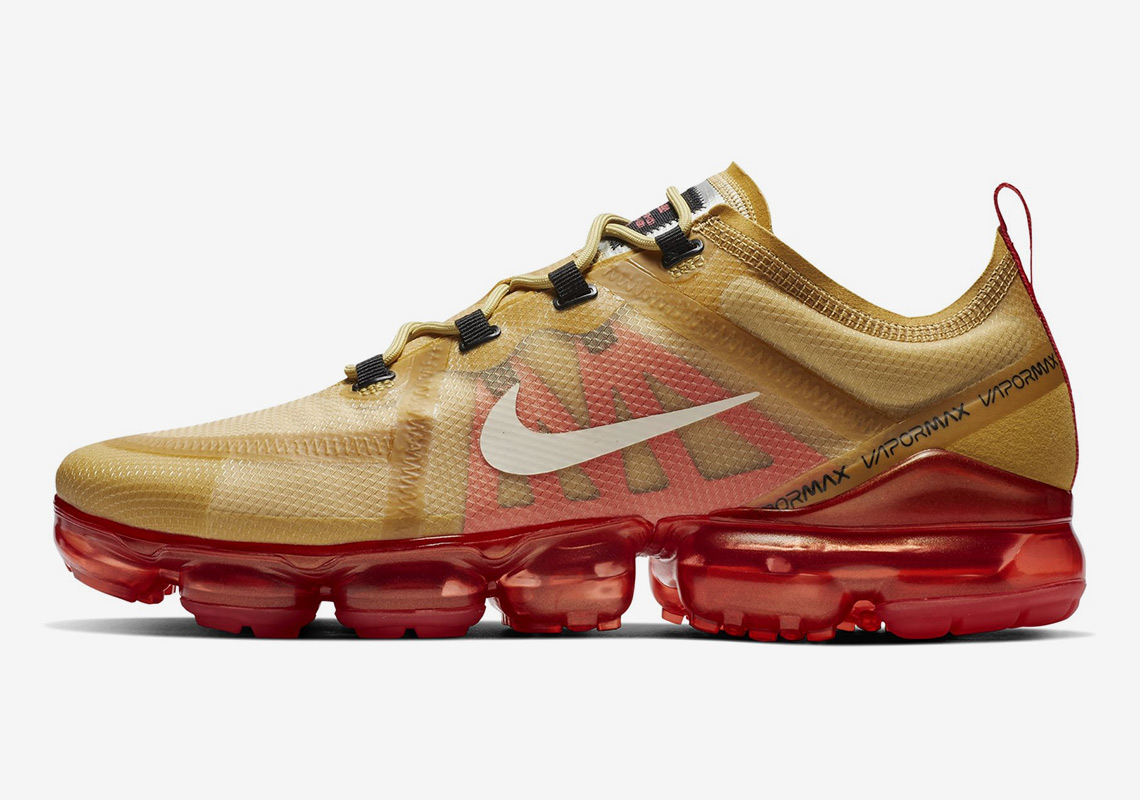 2f76ba1914055 Nike is Celebrating Halloween Early With an 'Iron Man'-Inspired Vapormax  2019