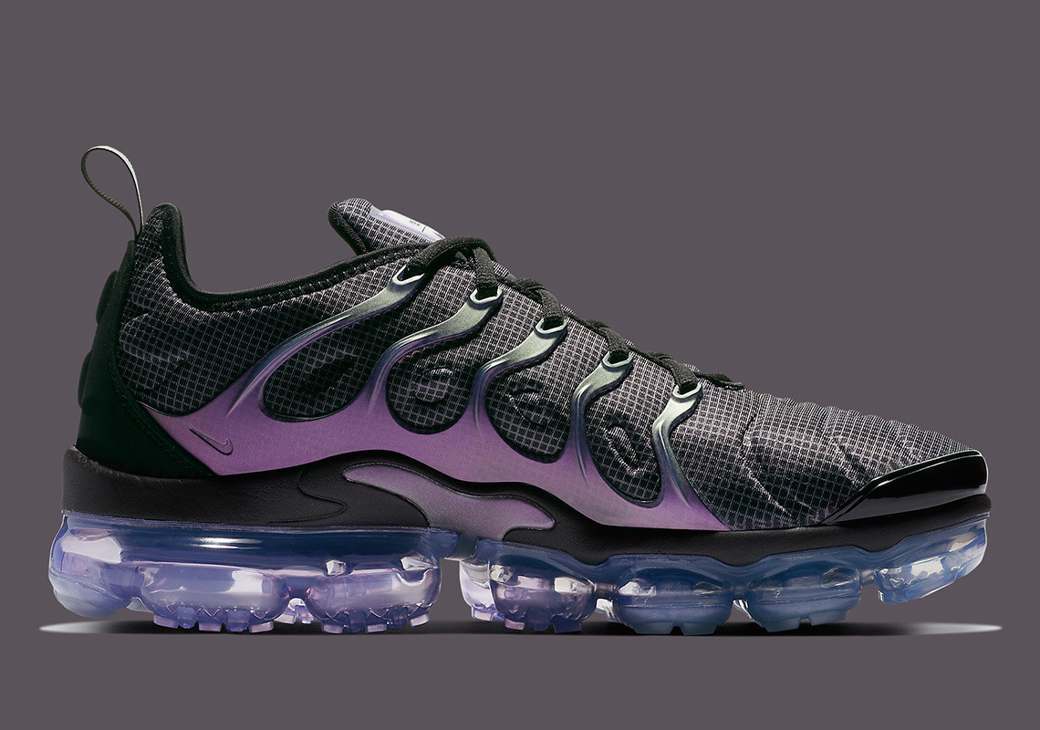 This Nike Vapormax Plus Colorway Is Giving Off Major