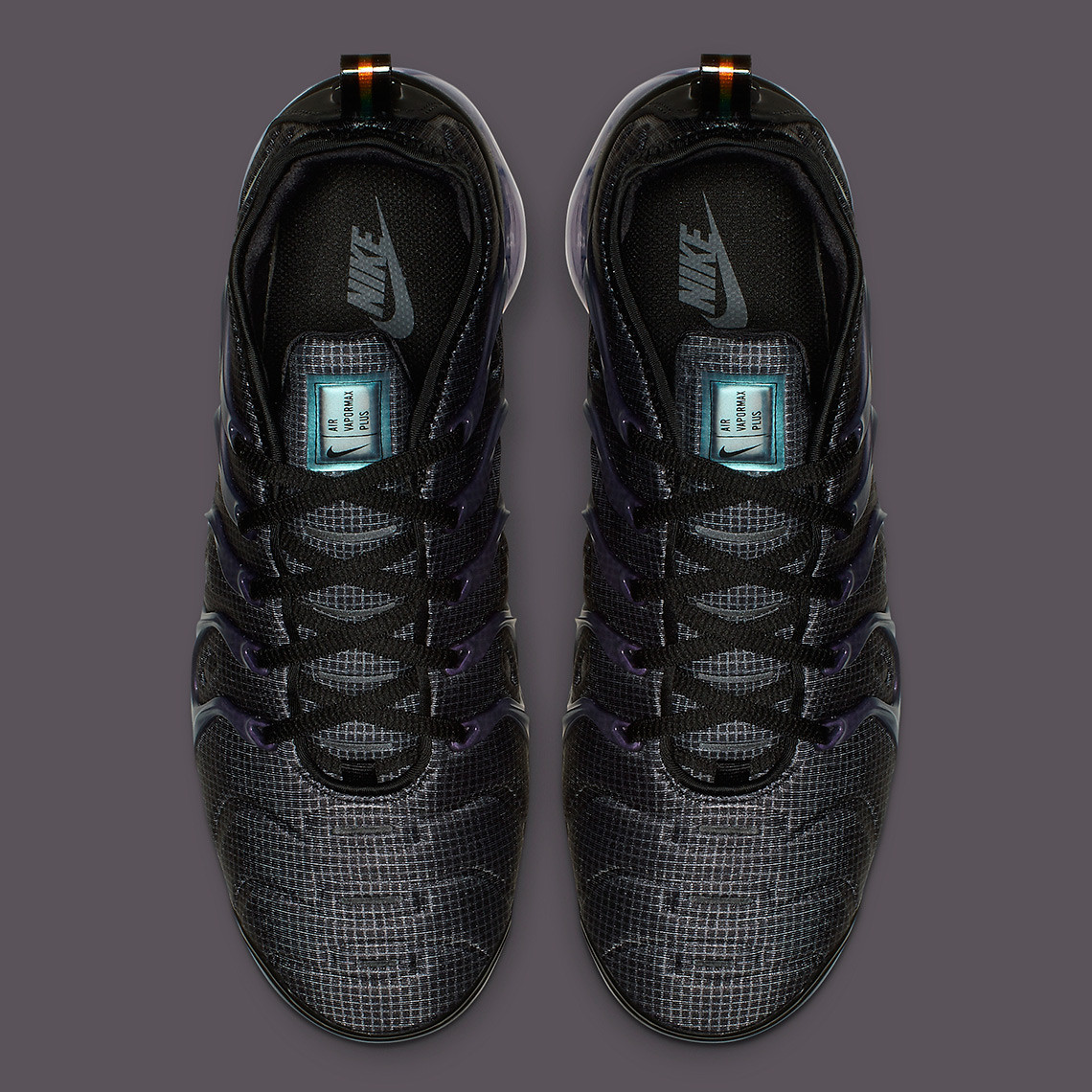 "935a9d0badc The ""Megatron"" Vapormax Plus seen here isn t officially linked to the  Cybertron wave"