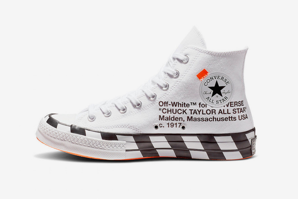 c93b49f61c20 Here s the OFF-WHITE™ x Converse Chuck 70 Arriving Next Week