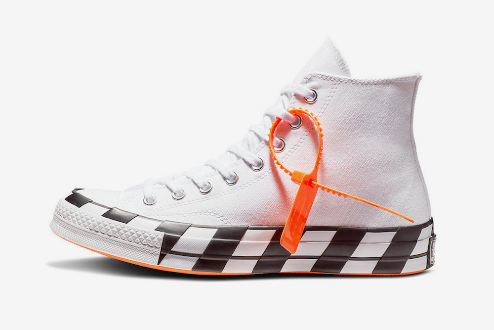 dc321ac1bdd3 Expect the OFF-WHITE™ x Converse Chuck 70 to drop as a limited edition  release beginning next week Monday (October 8). Get an early preview below