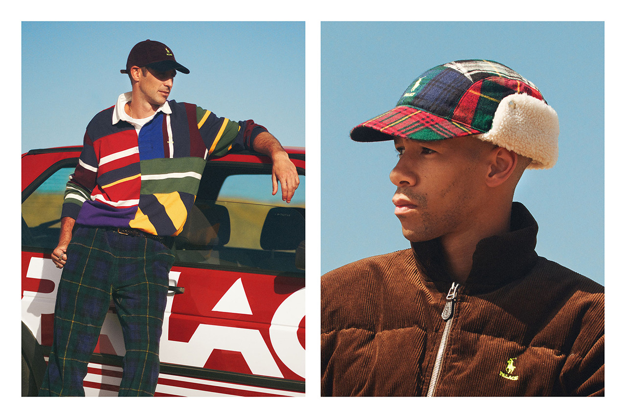 8891d63200442 We Finally Have a Full Look at the Palace x Ralph Lauren Collection ...