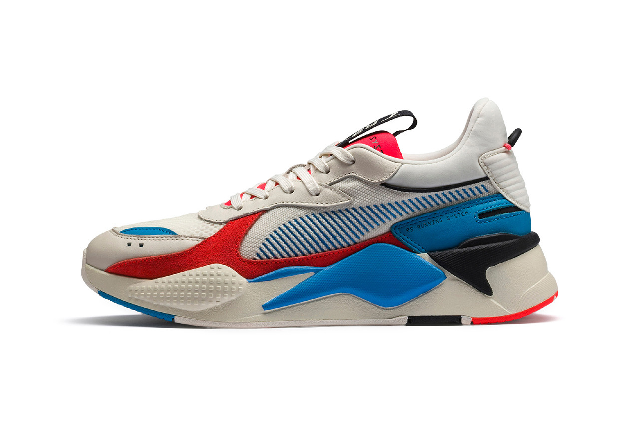 newest collection 20bd7 b26cf Get a Look at the New PUMA RS-X Reinvention Sneaker