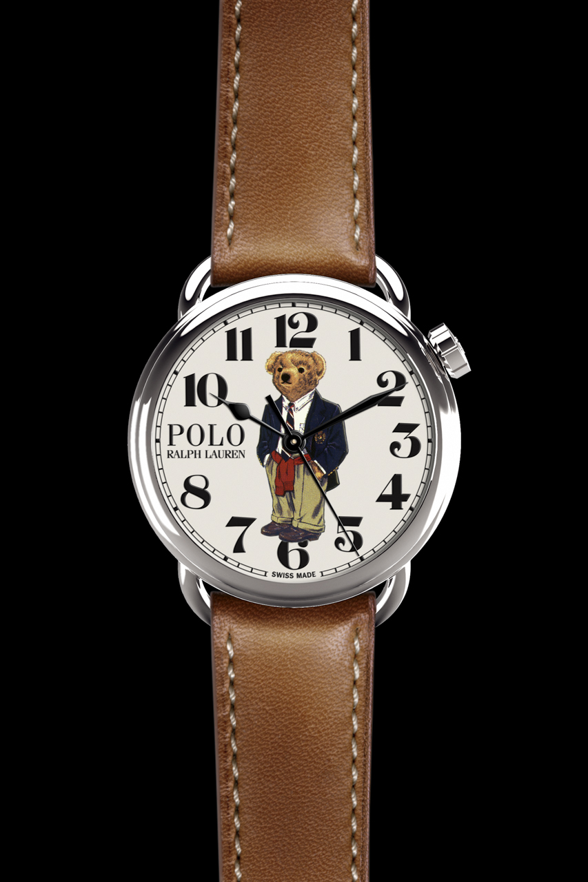 Watch With The Ralph Polo Lauren Mascot Bear Iconic Celebrates Its pqGLVSUzM