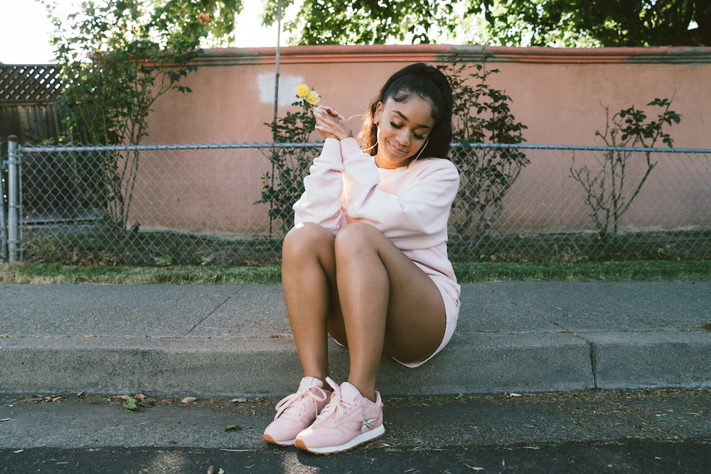 reebok alter the icons campaign saweetie