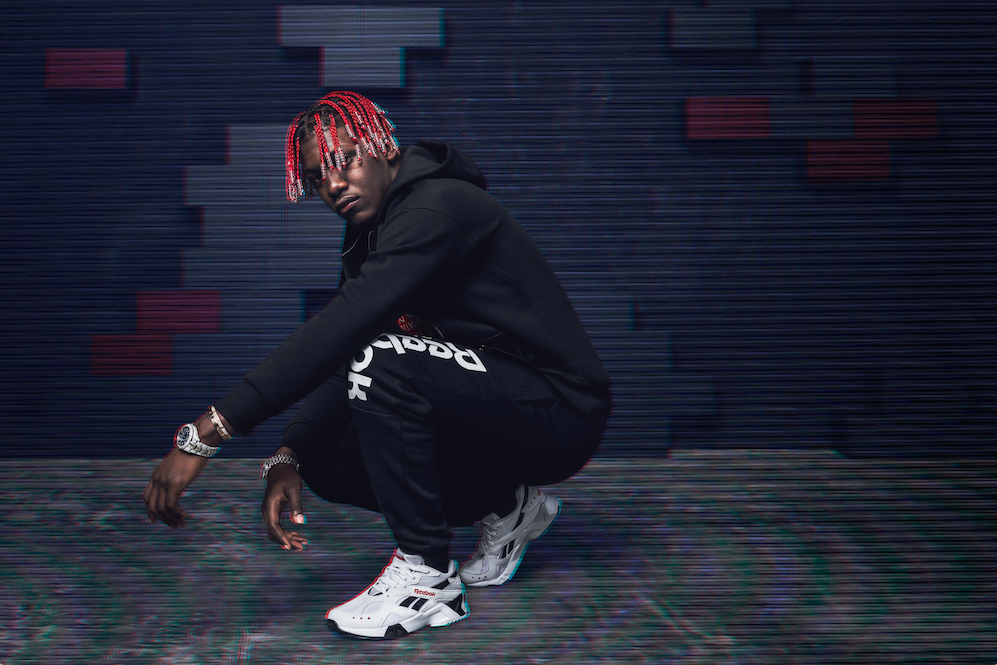 29aa5e873f7 Lil Yachty Continues His Brand Partnership With Reebok By Revealing a New  Aztrek Colorway