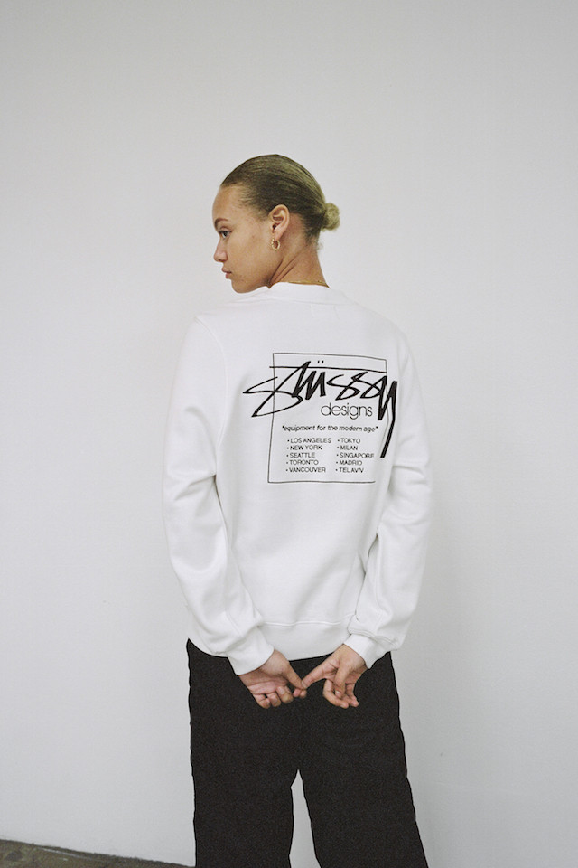 stussy women holiday  collection