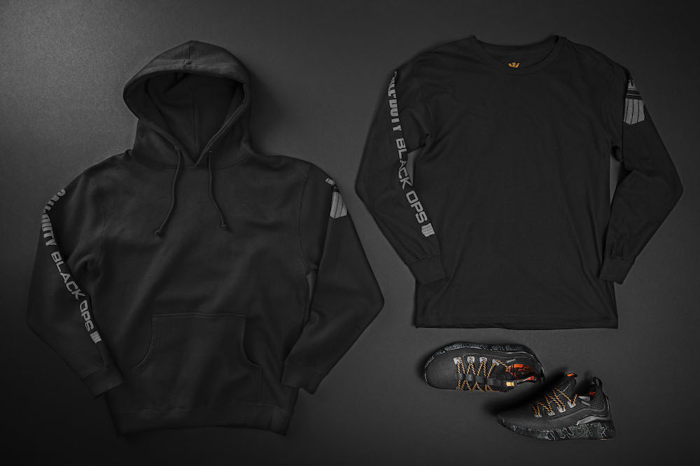 supra call of duty black ops  blackout capsule collection