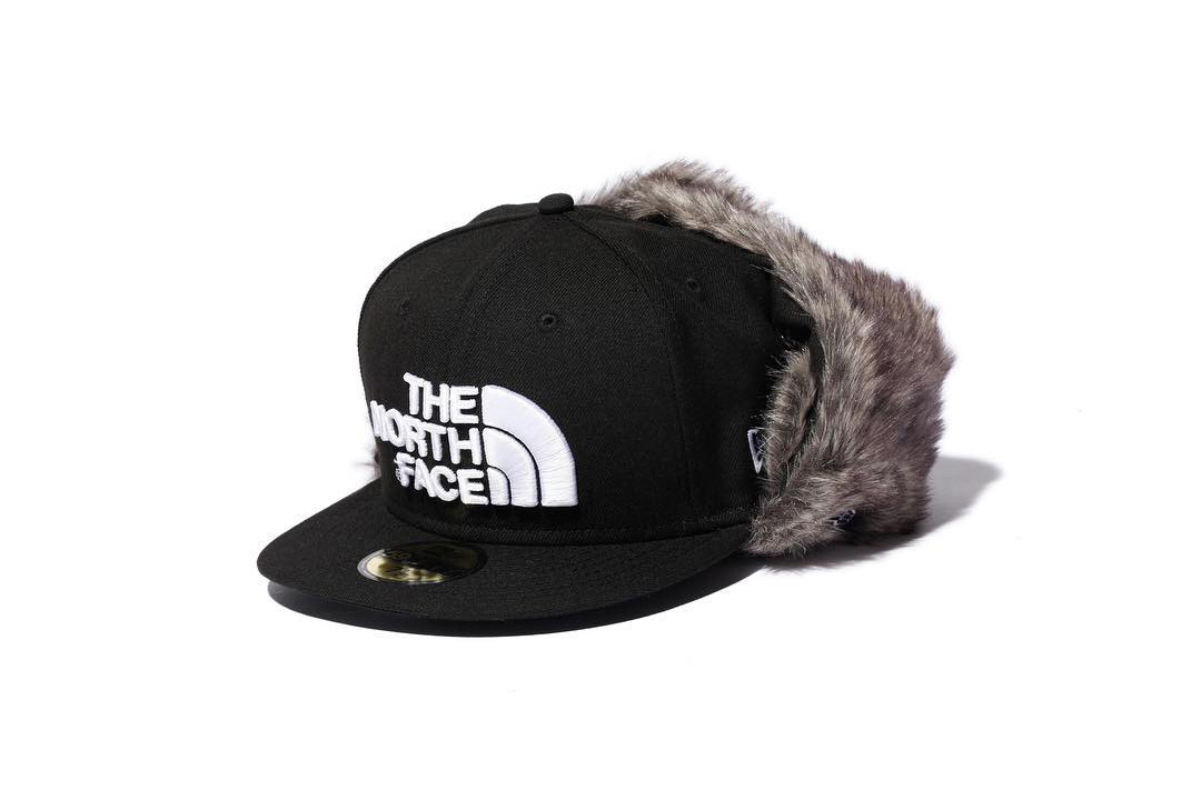 Check for these New Era x The North Face Trucker   Trapper hats right now  at select Japan retailers dc651b5441f